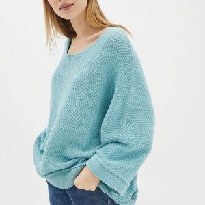 UO Tilda Oversized Boat Neck Sweater